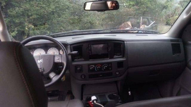Dodge RAM 4x4 impecável  - Foto 6