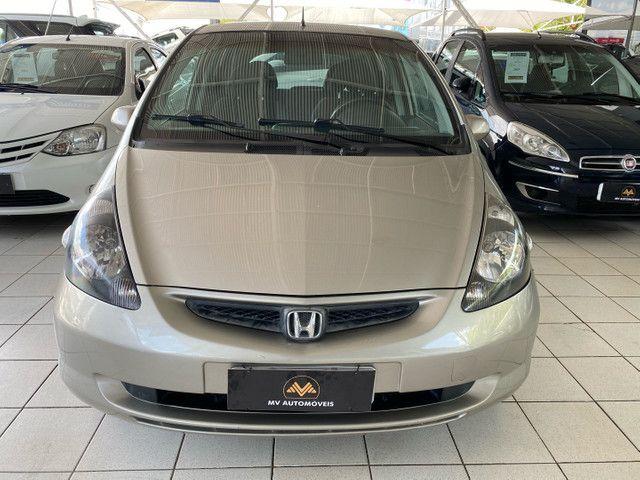 HondaHonda Fit LXL 1.4 Automatico 2006 Completo Extra