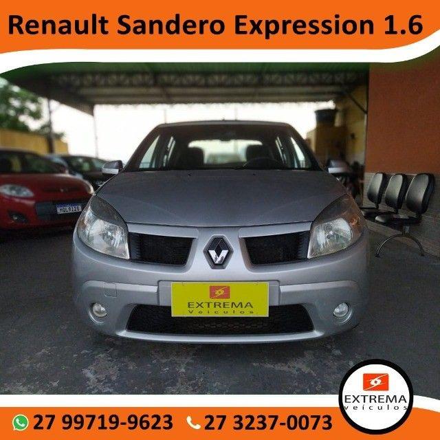 Renault Sandero Expression 1.6 - Foto 2