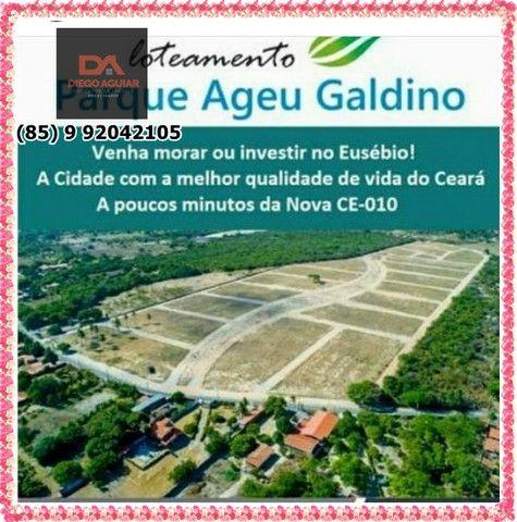 Parque Ageu Galdino Loteamento no Eusébio ¨%$ - Foto 3