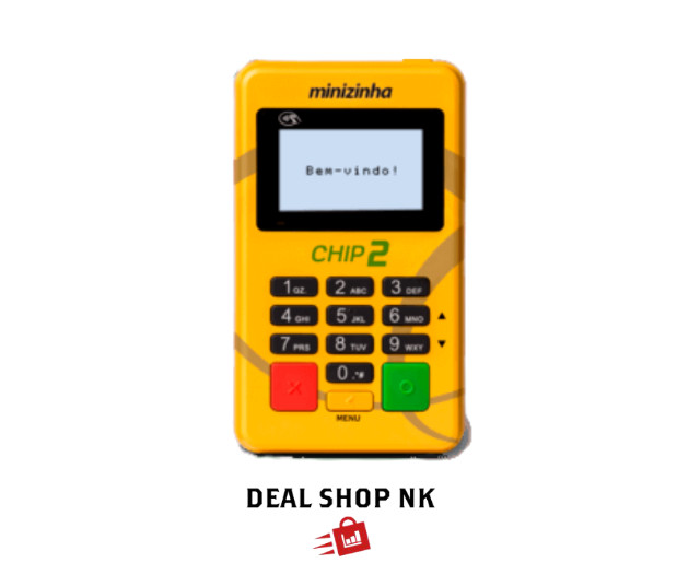 Máquina de Cartão - Minizinha Chip 2 - Foto 4
