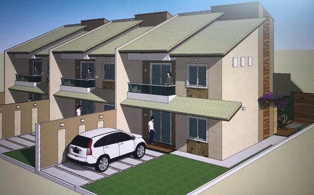 Duplex em construção no bairro Lagoa próximo ao centro de Paracuru - Foto 2