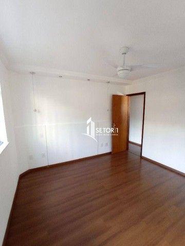 Apartamento com 3 quartos para alugar, 101 m² por R$ 1.100/mês - Mundo Novo - Juiz de Fora - Foto 12