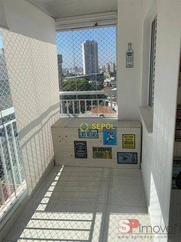 Apartamento com 3 dormitórios à venda, 78 m² por R$ 638.000,00 - Vila Formosa (Zona Leste) - Foto 13