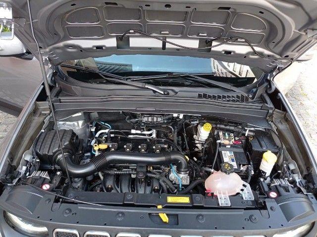 Jeep Renegade Longitude 1.8 Flex 16V Aut. - 2020 - Revisado Concessionaria - Foto 12