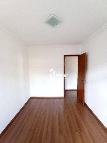 Apartamento com 3 quartos para alugar, 101 m² por R$ 1.100/mês - Mundo Novo - Juiz de Fora - Foto 10