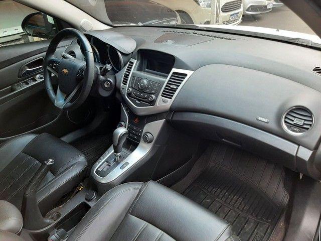 Cruze Sedan LT 2014 automatico couro baixo km - Foto 2