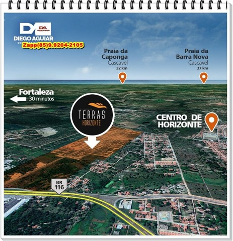 Loteamento Terras Horizonte %%%% - Foto 10