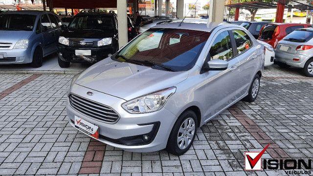 2. Ford KA + Sedan SE C 1.0 - Oportunidade