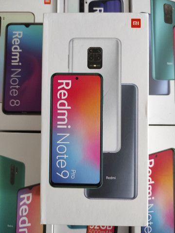 Extremamente top! REDMI Note 9 Pro da Xiaomi.. novo lacrado Garantia e entrega