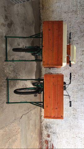 Bicicleta cargueira NOVA. Leia anúncio. - Foto 3