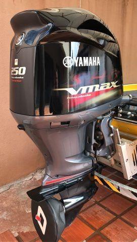 Motor de popa 250hp Vmax