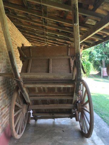 Carroção rural raridade - Foto 6