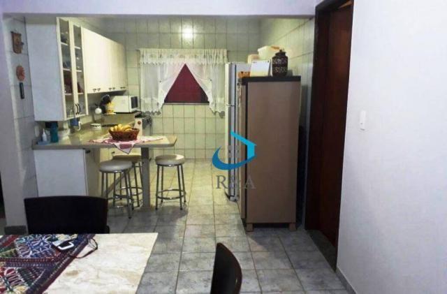 Casa residencial à venda, Vale das Araucárias, Londrina.