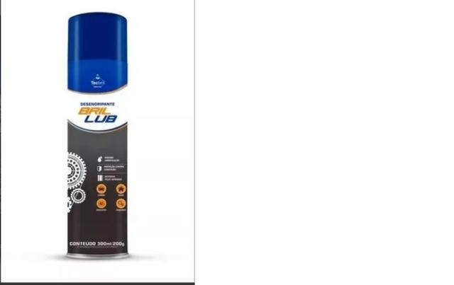 Desengripante spray Tec Brilho 300ml