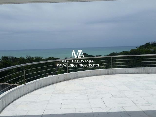 Mansão em Ocean View, Condomínio de Luxo em Jacarecica, Maceió - AL - Foto 4