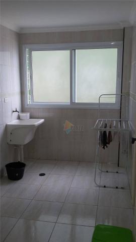 Apartamento para alugar, 141 m² por r$ 3.500,00/mês - canto do forte - praia grande/sp - Foto 18