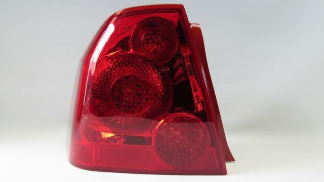 Lanterna Traseira Peugeot 307 2007 2008 a 2011 2012 Esquerdo