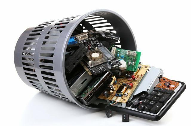 PS&C Reciclagem de Eletroeletrônicos