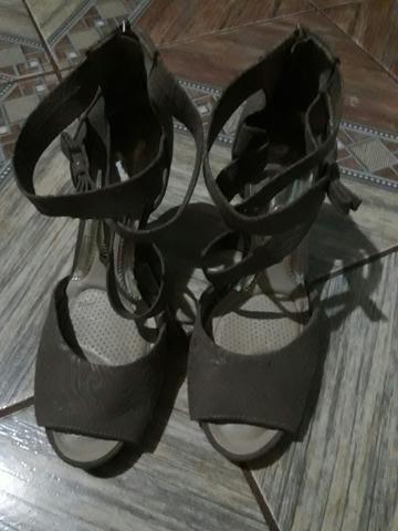 Sapato da piccadily