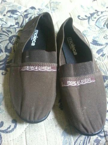 Vendo sapatilha moleca