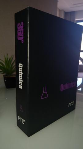 Box Livros 360°: Química (FTD)