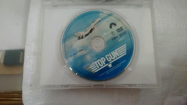 Dvd topgun filme original dois dvds