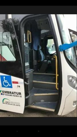 Ônibus Rodoviário Vw 17280 Induscar Solar - Foto 5