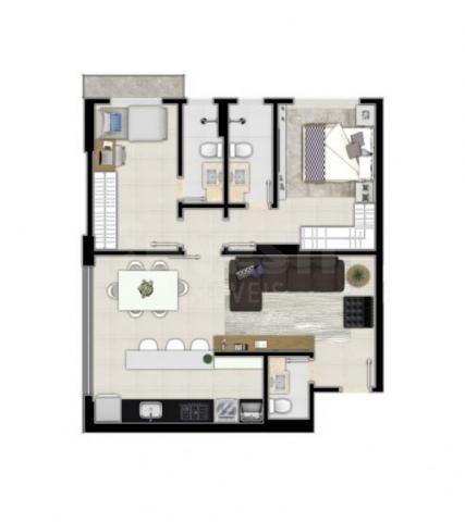 Apartamento à venda com 2 dormitórios em Setor marista, Goiânia cod:620868 - Foto 18