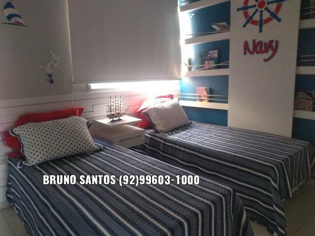 Family Morada do Sol / Aleixo. Pertinho do Adrianópolis. Apartamento com três quartos - Foto 5