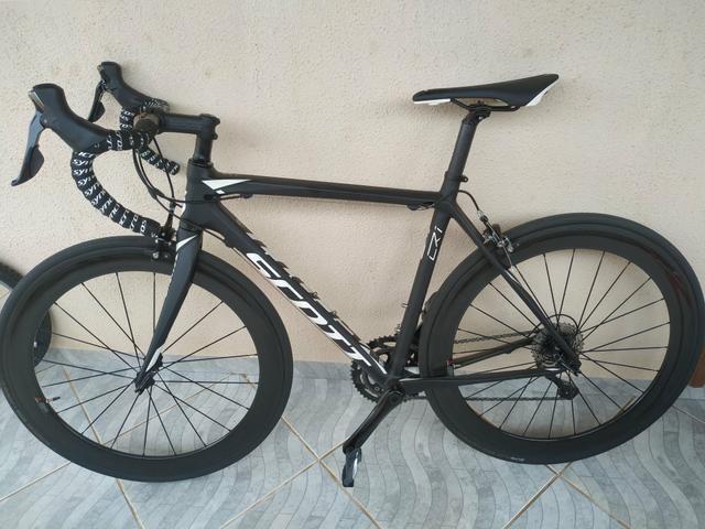 Bike Scott speedy carbon