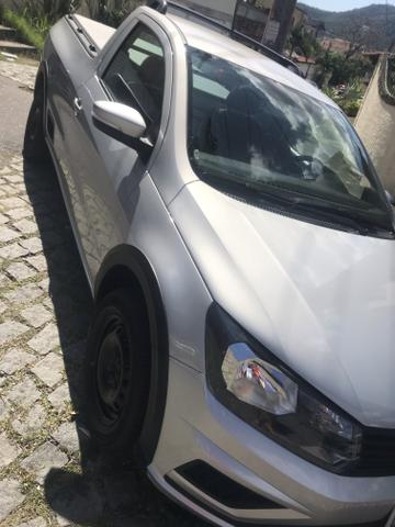 Vw saveiro 2018/2018 1.6 msi trendline 8v flex 2p manual - Foto 7