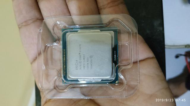 Processador intel core i5 3470 3.2ghz - Foto 2