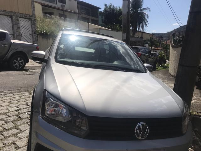Vw saveiro 2018/2018 1.6 msi trendline 8v flex 2p manual - Foto 9