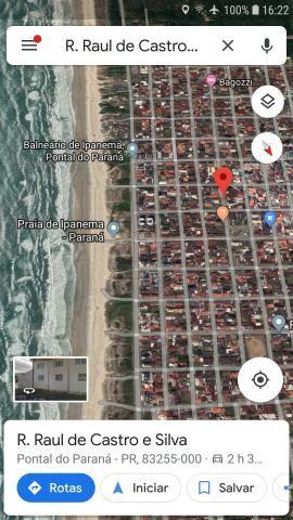 Alugo casa na praia - Balneário Ipanema - PR - Foto 19