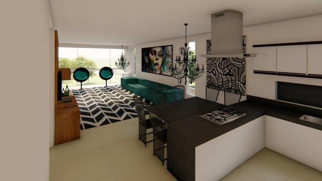 Parece irreal ! Casa nova no Mirante de Aldeia, 4 suites, 258 m2 , terr. 1.000 m2 - Foto 7
