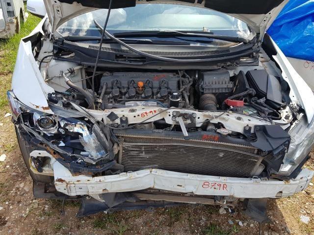 Sucata Honda Civic Exs 2012 para Retirada de Peças - Foto 5