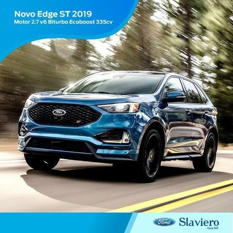Nova Ford Edge ST 2.7 V6 Biturbo EcoBoost 335cv 2019 - 0KM