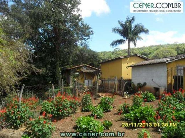 1426/Bela fazenda de 35 ha pertinho de Ouro Branco e com ótima estrutura e belo lago - Foto 2