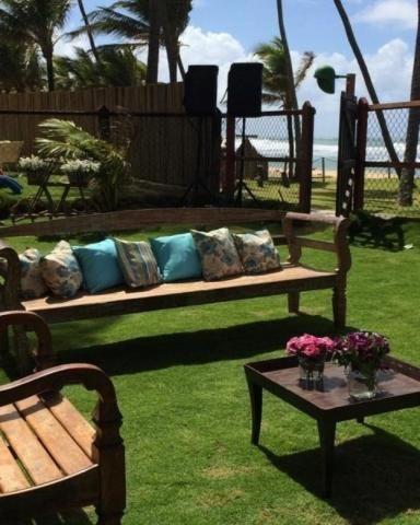Casa para alugar com 4 dormitórios em Vilas do atlântico, Lauro de freitas cod:JS180 - Foto 2