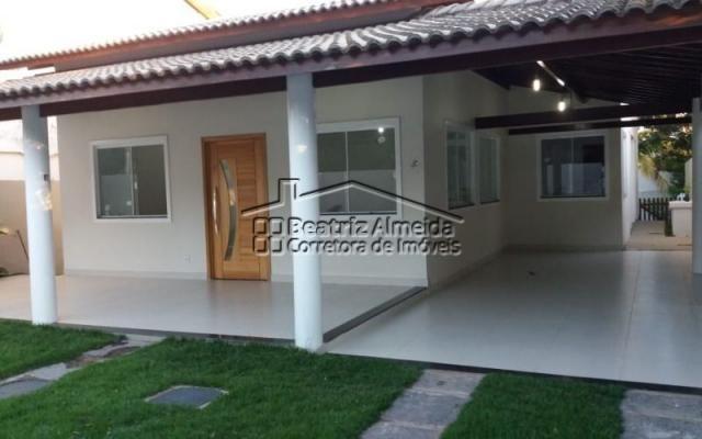 Linda casa de 3 quartos, sendo 1 suíte com Closet, no Recanto - Itaipuaçu - Foto 5
