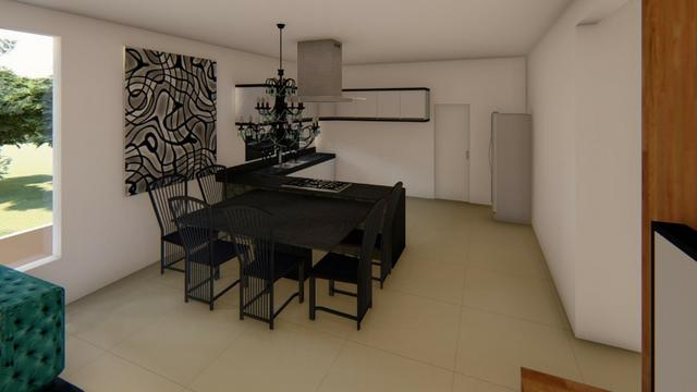 Parece irreal ! Casa nova no Mirante de Aldeia, 4 suites, 258 m2 , terr. 1.000 m2 - Foto 9