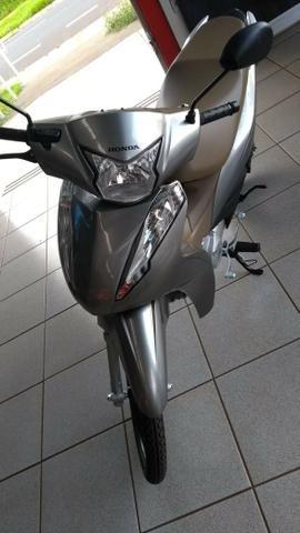 Honda Biz 125 2019 Motos Nova Ribeirânia Ribeirão Preto