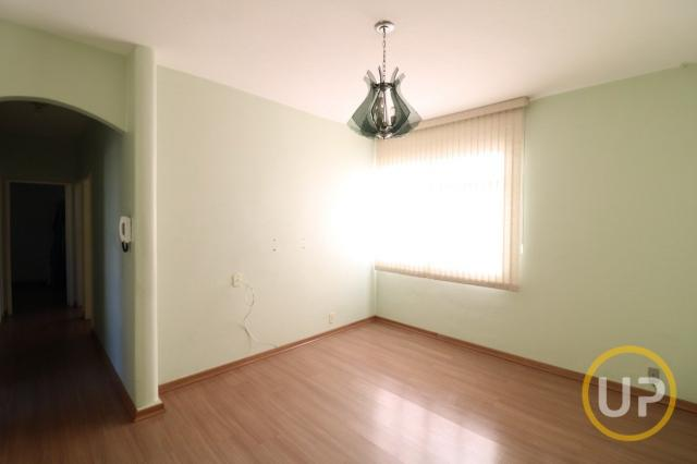 Apartamento à venda com 3 dormitórios em Alípio de melo, Belo horizonte cod:UP6864