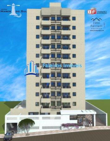 Apartamento 2 dormitórios com sacada Minha Casa Minha Vida - Apartamento em Lanç... - Foto 5