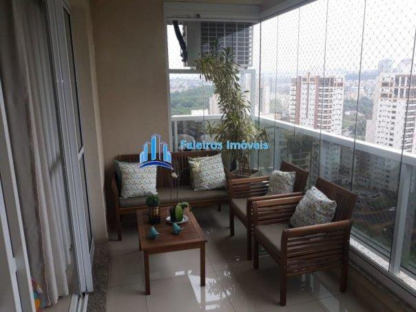 Residencial Grand Raya - Torre Jardin - Apartamento a Venda no bairro Jardim Bot... - Foto 6