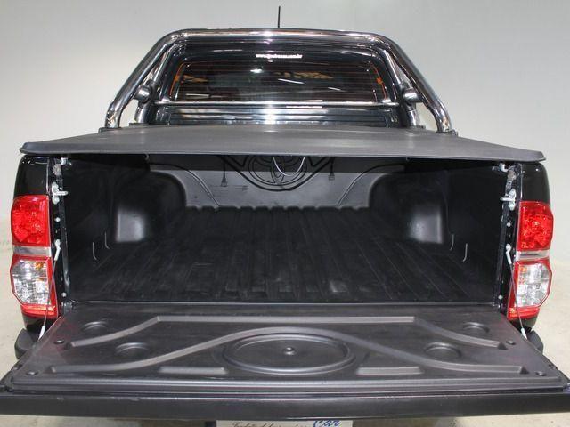 Hilux CD SRV D4-D 4x4 3.0 TDI Diesel Aut - Foto 15