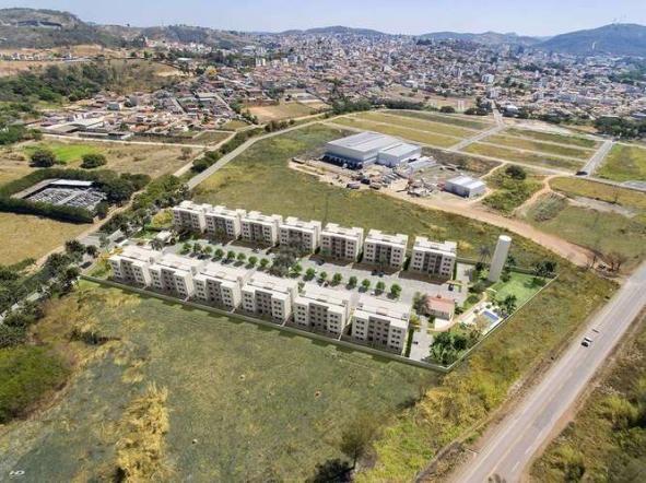 Portal do Engenho - Residencial Club - 50 a 105m² - Itaúna, MG - Foto 12