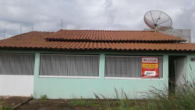 Casa 3 Quartos - Parque Esplanada III - Valparaíso de Goiás/GO
