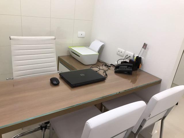 Sublocação de consultórios modernos no Plaza Shopping - Foto 8